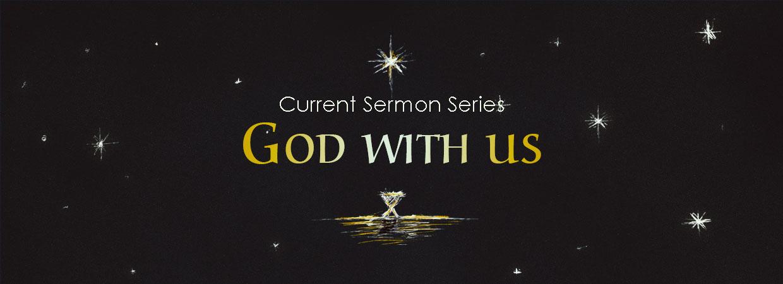 God with us Christmas series