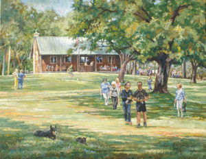 Camp Wakonda by Larry Schultz